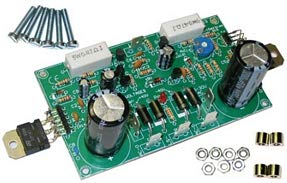Velleman K8060 Discrete Power Amplifier 200W ()