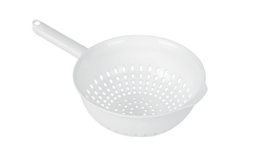 Good Cook 3-Quart Plastic Colander with Handle by Good Cook (Good Cook 3 Quart Plastic Colander With Handle)