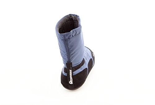 Xnowmate Smart Boots: Bottes Après-Ski imperméables, Ultra-Légères et Pliables Blue
