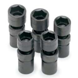 """5pieza 1/2"""""""" Drive Metric 6Punto Giratorio vaso de impacto Set Herramientas equipo herramientas de mano"""