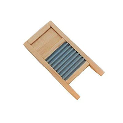 Melody Jane Dollhouse Victorian Wash Board Washboard Kitchen Laundry Accessory: Toys & Games [5Bkhe0502722]