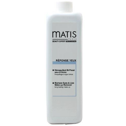 Reponse Yeux by Matis Paris Bi-Phase Eyes & Lips Make-up Remover 500ml by Matis Paris
