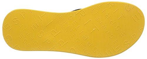 Esprit Amarillo yellow Para Thong Mujer Mules Star fq0Ff6