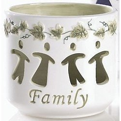 Waxcessories Friendship Candle Tea-Lite Holder - Family