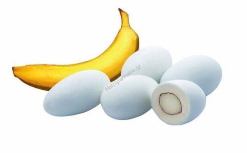 200g Banane Schokomandeln , Mandeln , Hochzeitsmandeln