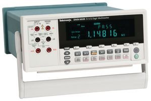 TEKTRONIX DMM4020 MULTIMETER, DIGITAL, BENCH, 5-1/2 DIGIT