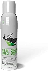 Pyur Solutions EXO Multi-Insect Bug Killer Repellent 14oz, Pest Control Spray (Ants, Bed Bugs, Aphids, Beetles
