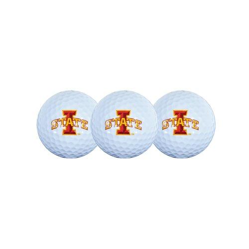 Team Effort Iowa State Cyclones Golf Ball 3 Pack - Irish Notre Dame Soccer Ball