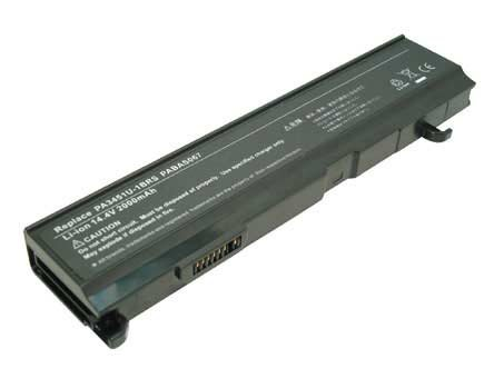 14.40V,2000mAh,Li-ion,Hi-quality Replacement Laptop Battery for TOSHIBA Satellite Pro A100-532, Satellite Pro M70, Satellite Pro M70-134, TOSHIBA Dynabook, Equium, Satellite A, Satellite A105-S1010, Satellite A105-S1710, Satellite A105-S2710, Satellite A105-S2xxx, Satellite A105-S3610, Satellite A85, Satellite M105-S10xx, Satellite M115-S1000, Satellite M Series, Compatible Part Numbers: PA3451U-1BRS, PABAS067