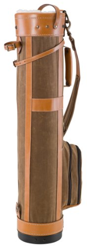 BELDING American Collection Pencil Golf Bag, 7-Inch, Tan by BELDING (Image #2)