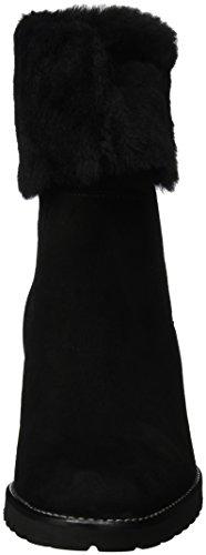 Peter Kaiser Vrouwen Opavia Slip Laarzen, Zwarte (zwarte Suède Glad 665), 41,5 Eu