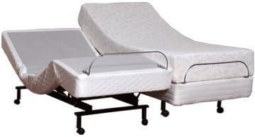 Split King Size Leggett Platt S-Cape Adjustable Bed