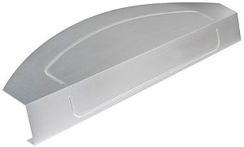 JEGS 70800 Aluminum Dash Panel ()