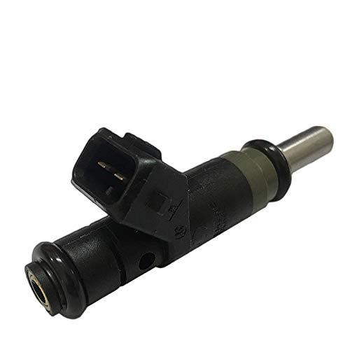 XWAUTO Set Of 4 Fuel Injector Nozzles For 2001-2011 BMW 1.6L 1.8L 2.0L 7506158 13537506158 A2C59506218 WG1151043