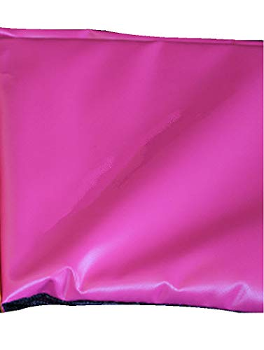 Family Store Network 6'6'' Pink Trampoline Frame Pad Made in Texas