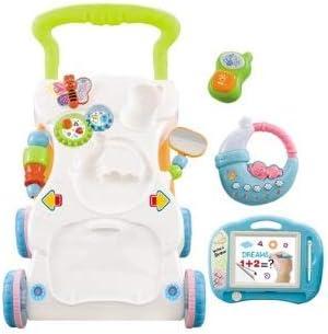 Amio Baby Walker para niños Aprendizaje temprano Puzzle Music ...