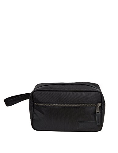 Eastpak Unisex Yap Single Constructed Black Toiletry Case by Eastpak