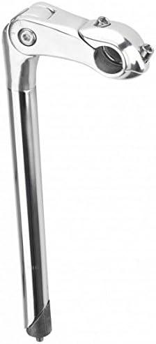 Attacco manubrio regolabile in altezza CHESS 2 22,2//25,4//300 argento