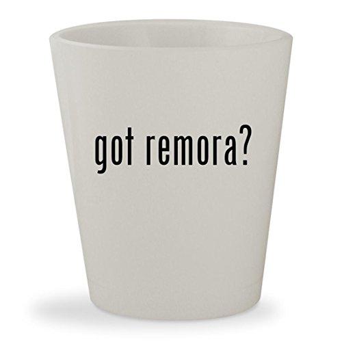 Aquac Nano Remora Protein Skimmer (got remora? - White Ceramic 1.5oz Shot Glass)