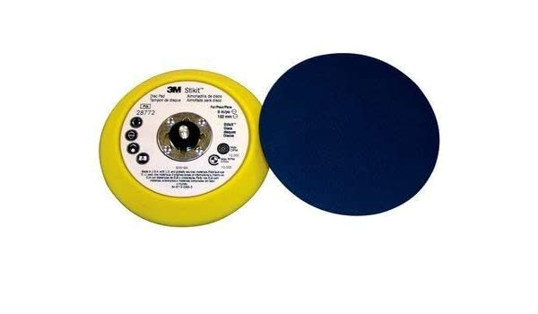 20355 Low Profile Disc Pad 20355 6 in x 3//8 in x 5//16-24 External 3M You are purchasing the Min order quantity which is 1 Pads