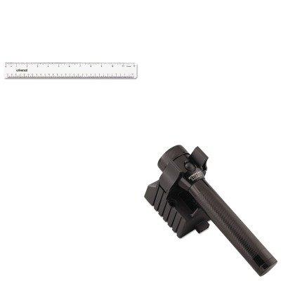 KITLGT75014UNV59022 - Value Kit - Streamlight Inc Stinger Rechargeable Flashlight (LGT75014) and Universal Acrylic Plastic Ruler (UNV59022)