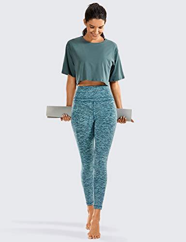 CRZ YOGA Women's Naked Feeling I High Waist Tight Yoga Pants Workout Leggings - 25 Inches