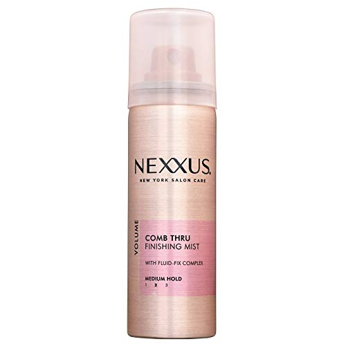 Nexxus Comb Thru Hold & Finishing Mist Spray New 1.5 Oz Travel Size (2)
