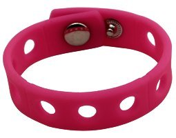 Large Product Image of 9 Colors 7 Inch Wristbands Silicon Bracelets for Kid Party Gift/shoe Charms