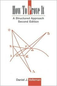How to Prove It 2nd (second) edition Text Only pdf epub