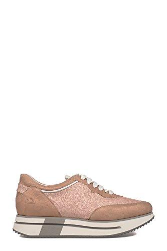 Alberto Guardiani Damen SD60441BLX92 Rosa Polyamid Sneakers