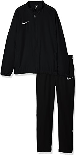 Nike Boys Academy 18 Woven Tracksuit (Black/Anthracite, M)
