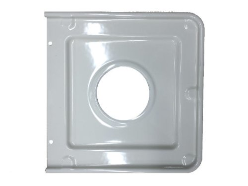 318167910 - Burner Pan (Bisque, Large) for Stove/Oven by Frigidaire (Rep. 318167995)
