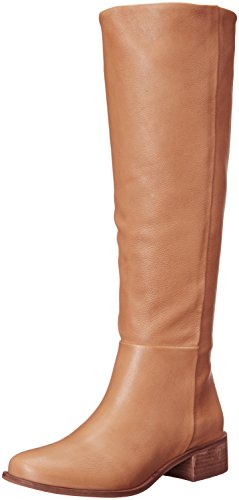 Women's Como Nude Garrison Corso Boot Leather Tumbled Riding Ec 6Rqwdw