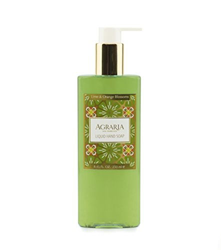 Agraria  Lime & Orange Liquid Hand Soap