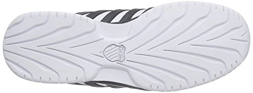 K-SwissRinzler SP - Zapatillas Hombre Blanco - Weiß (White/Dark shadow/Gull Gray)