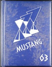 (Custom Reprint) Yearbook: 1963 King City Joint Union High School - Mustang Yearbook (King City, CA) ()