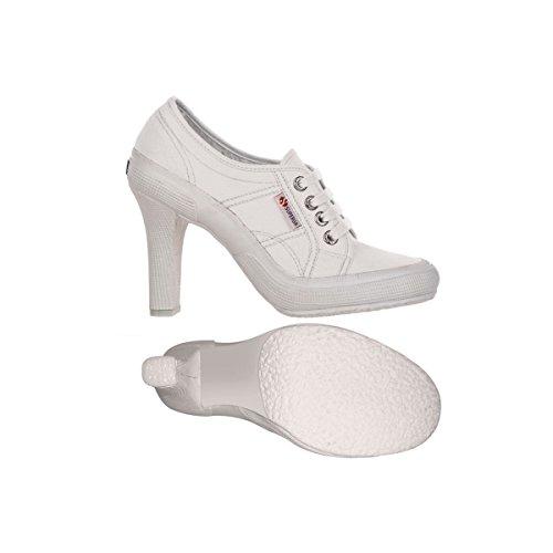 Zapatos da donna - 2065-cotw White