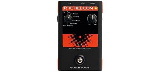 TC HELICON ティーシーヘリコン ボーカル用コンパクトエフェクター VoiceTone R1 B0758D8Y6W