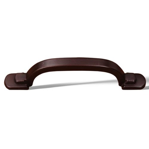 Two Pull Rectangular Step Foot (Rk International - Rki Two Step Foot Rectangular Pull (Rkicp42Rb)-Oil Rubbed Bronze)