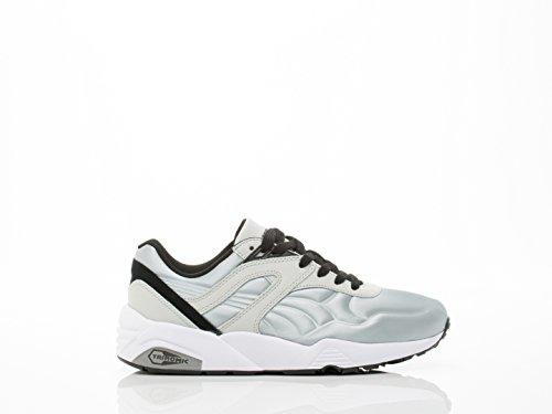 Puma R698 Matt & Shine Wn ist - Grau, Schwarz 360800-03 Mode Gray, Black