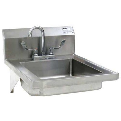 Physically Challenged Hand Sink - 8