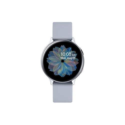 chollos oferta descuentos barato Samsung Galaxy Watch Active2 Smartwatch Bluetooth Plata 44 mm