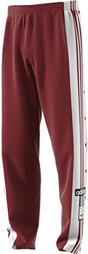 adidas Originals Men's OG Adibreak Track Pants Rust Red Small 33