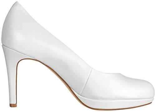 Escarpins 10 Perlweiß 0300 Högl 5 Blanc 8003 Femme 15OII7Fqw