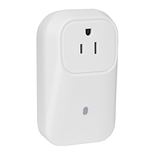 Newcare Wifi Smart Plug Wireless Remote Control Switch Wifi Socket with Home Automation App for Smartphones Control Household Appliances
