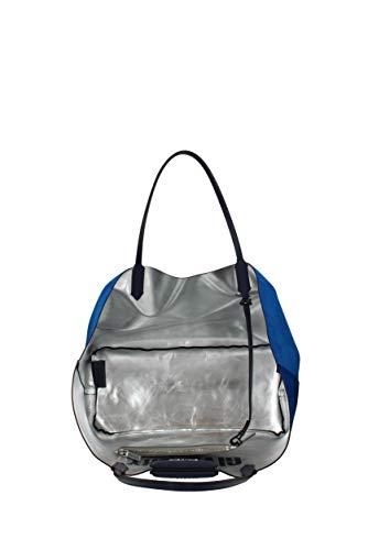 main Femme BB500GB01S Givenchy Bleu antigona à Suède Sacs qx84FH4B