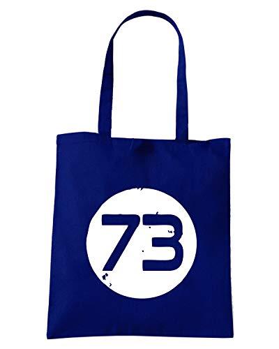 73 Borsa Blu Shirt Navy OLDENG00357 Shopper Speed SHELDONS xgqO1AnU1w