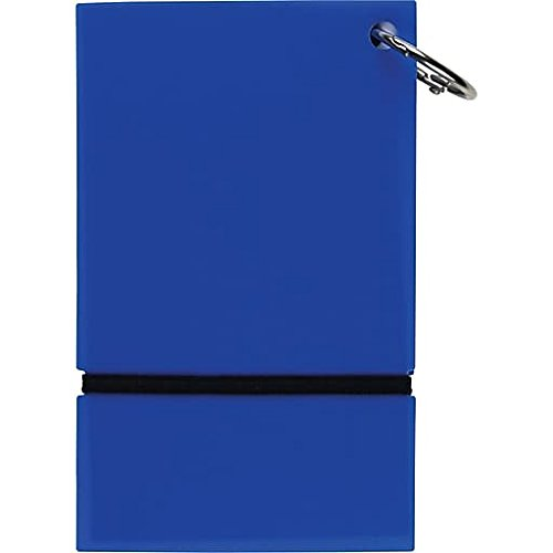 Staples Ruled Index Cards on a Ring, Poly Cover, 3'' x 5'' assorted colors