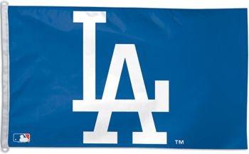 Los Angeles Dodgers 3 x 5 Flag