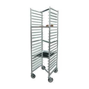 (BK Resources Full Height Nesting Bun Pan Rack Front Load 20-1/4
